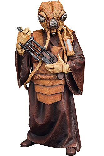 Kotobukiya Star Wars ARTFX+ Statue 1/10 Bounty Hunter Zuckuss 17 cm