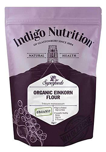 Indigo Herbs Harina de Einkorn Organica 1kg