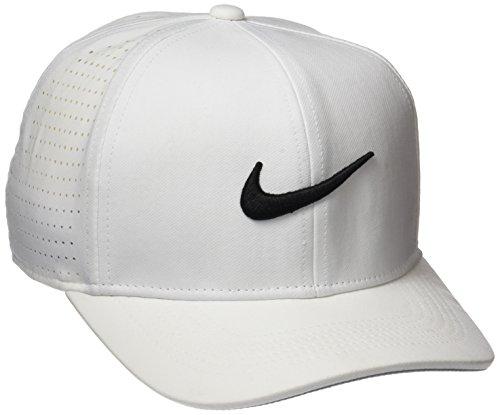 Nike NK Arobill CLC99 Berretto per Uomo, Bianco (White/Wolf Grey/Black), Unica