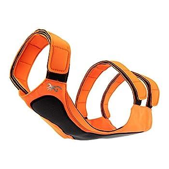 Browning Dog Protection Vest Dog Hunting Vest Safety Orange Medium