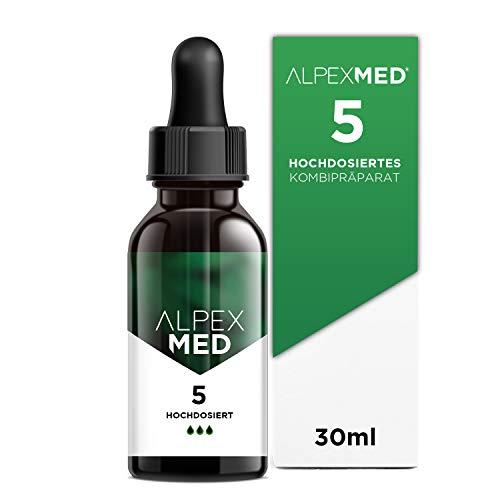ALPEX-MED® Premium Öl mit 5 Prozent...