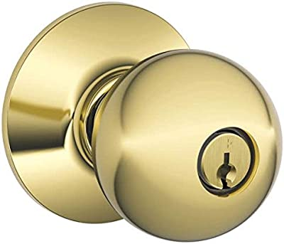 """10 Qty YALE Vintage 2"""" Dia Brass Round Door Knob Rosette 7//8"""" /& 5//8/"""" Opening"""