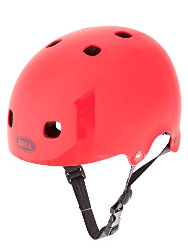 Bell Segment Jr. Kinder Dirt Fahrrad Helm rot 2016: Größe: XS (48-53cm)
