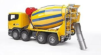 Bruder 03554 Scania R-Series Cement Mixer Truck