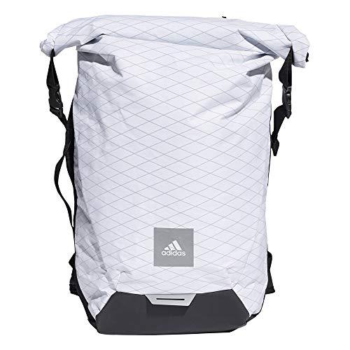 adidas 4Cmte S.Rdy Zaino Unisex, Bianco/Nero, Taglia unica