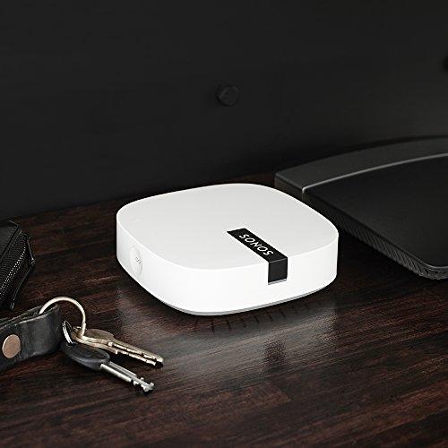SONOS BOOST Wireless Performance Component, White