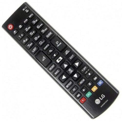 Fernbedienung LG AKB74915324, Original Schwarz Kompatibilität: 55UH605V, 49LH6047