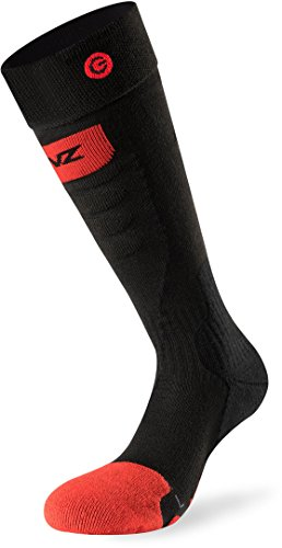 Lenz heat sock 5.0 toe cap slim fit für schmale Füße Größe 42-44