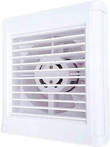 GJX Ventilador Axial Ventilation Extractor Fans de Escape Extractor Hogar Ventilador de ventilación Ventilador de ventilación Ventilador, 4 Pulgadas para baño de baño