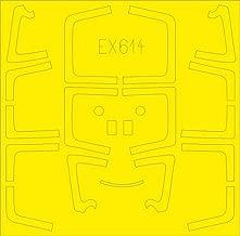 Eduard 1:48 Su-27 UB TFace Paint Mask for Hobby Boss Kit #EX614