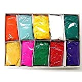 Festival de colores (Rangoli) Holi alta calidad de colores (10unidades)