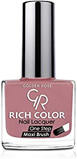Golden Rose Rich Color Nail Lacquer (Nail Polish)78