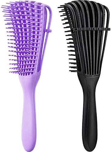 2 Pieces Hair detangling brush Hair Comb For Women and Man Natural Hair Brushes For All Hair product image