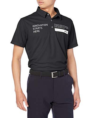 [スリクソン] 【21年春夏モデル】 半袖シャツ RGMRJA01 メンズ BK00(ブラック) 3L