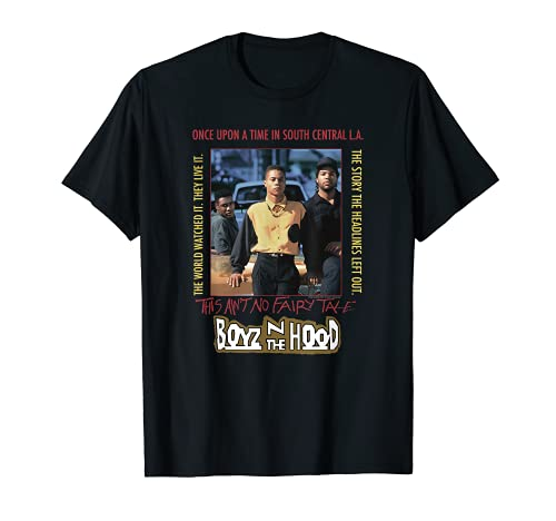 Boyz n the Hood Vintage Poster T-Shirt