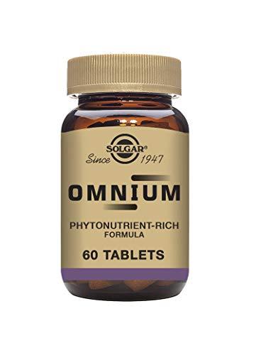 Solgar Omnium Tablets - Pack of 60