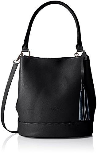 Bags4Less Damen Aliyah Schultertasche, Schwarz (Schwarz), 15x30x30 cm