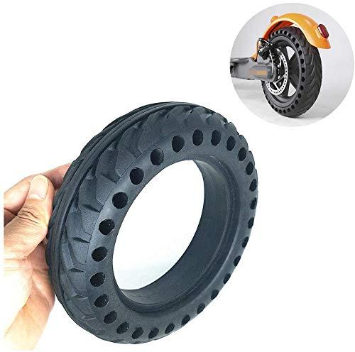 HYCy Neumático De Scooter Eléctrico,200x50 Panal Neumático a Prueba De Explosiones,Antideslizante Y Resistente Al Desgaste,Absorción De Impactos,Adecuado para Ruedas De Motor De 8 Pulgadas