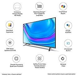 Mi Horizon Edition TV specification