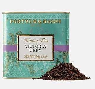 FORTNUM & MASON - Victoria Grey - 250gr Dose Lose blatt