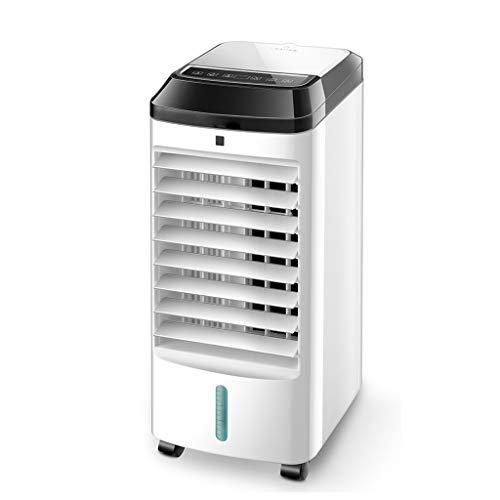 CDSL Aire Acondicionado portátil Enfriador de Aire portátil, Control Remoto móvil, Temporizador, ionizador, 3 velocidades, 3 configuraciones de Viento, refrigeración y humidificación
