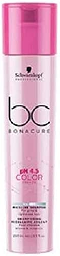 Bc Bonacure Ph 4.5 Color Freeze Micellar Shampoo Silver 250Ml, Schwarzkopf Professional