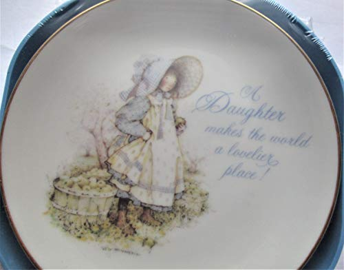 A Daughter Makes The World a lovelier Place! Lasting Memories Genuine Porcelain 6