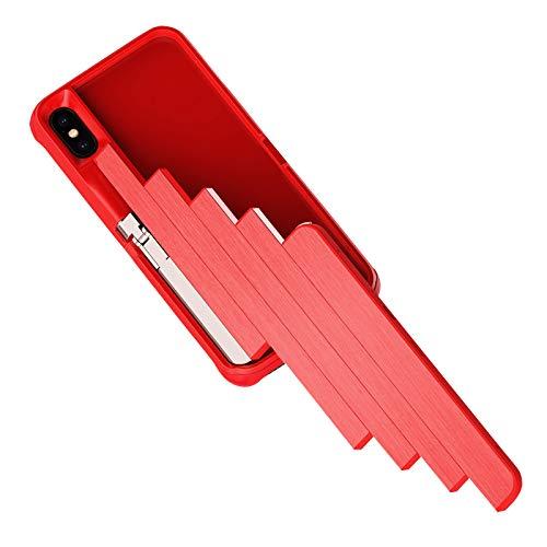 ベルボン『自撮り棒付きiPhoneケース(QYCS-V102)』