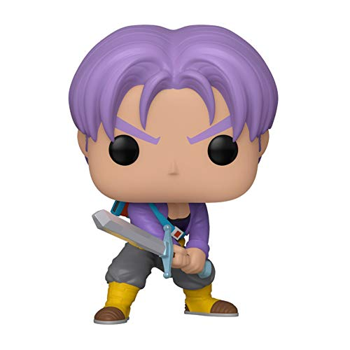 Funko 44259 Pop Dragon Ball Z Trunks Collectible Figure, Multicolour