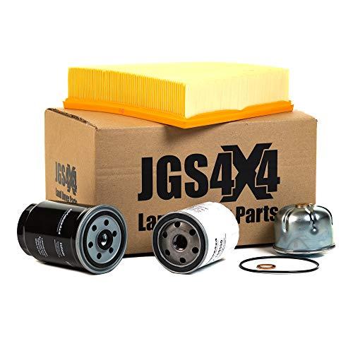 Kit d'Entretien pour Filtre JGS 4x4 BK0014