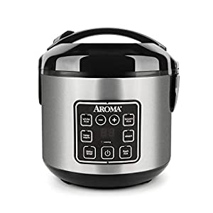 Multi-Functional Use – Whether you're in the mood for a hearty jambalaya, steamed veggies and rice, or even a delectable cake, you can accomplish it all with your rice cooker. The possibilities are as creative as you are. User-Friendly Programming – ...