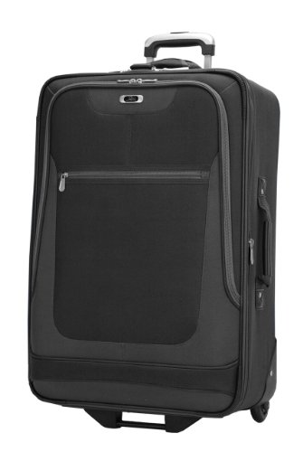 Skyway Epic 25 Inch 2 Wheel Expandable Upright, Black