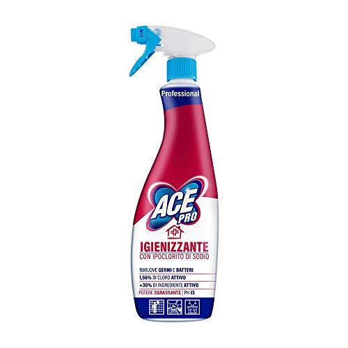 ACE Professional Spray Igienizzante, 750 ml