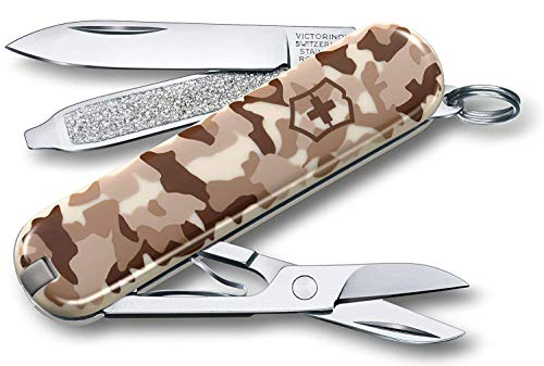 Victorinox - Classic SD - Canif multifonction -...