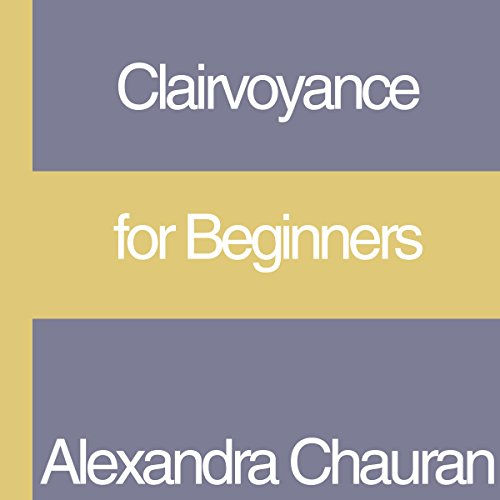 Clairvoyance for Beginners  audiobook cover art