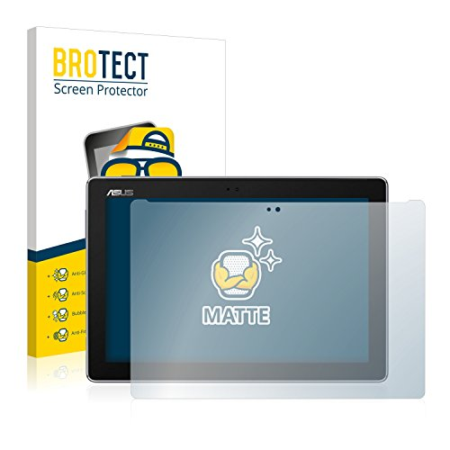 BROTECT 2X Entspiegelungs-Schutzfolie kompatibel mit Asus ZenPad 10 Z301ML Bildschirmschutz-Folie Matt, Anti-Reflex, Anti-Fingerprint