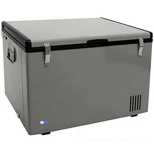 Whynter FM-65G 65 Quart Portable Refrigerator | AC 110V/ DC 12V | True Freezer for Car, Home, Camping, RV