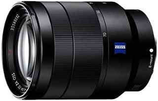 SONY E-mount Lens Vario-Tessar T FE 24-70mm F4 ZA OSS Interchangeable Full Frame Lens - International Version (No Warranty)