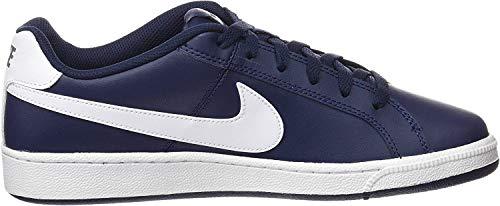 Nike Herren Court Royale Sneakers, Blau (Midnight Navy White), 46 EU