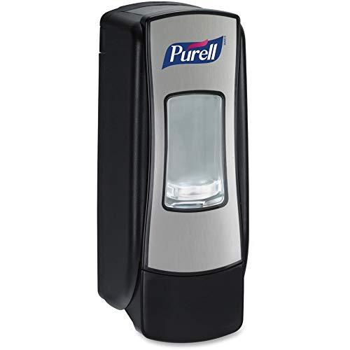Dispensador PURELL® ADX-7™, 700 ml, 8728-06, Metálico/Negro