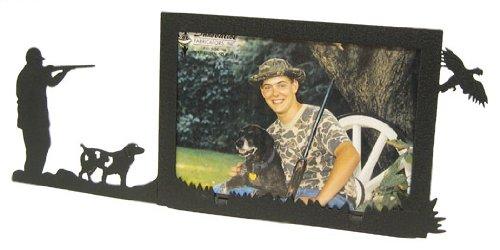 Innovative Fabricators, Inc. Pheasant Hunt & Spaniel 3X5 Horizontal Picture Frame