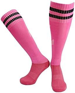 NOBRAND New Men Women Professional Sports Soccer Socks High Knee Long Stocking Breathable Football Sock for Adult Kids