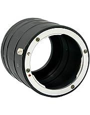 Gosear Conjunto Tubo de Extensión Macro 3-anillo para Primeros Planos Extremos para Nikon DSLR Nikon D1 D2 D3 D100 D200 D300 D300s D700 D800 D800E D3000 D5000 D5100 D7000