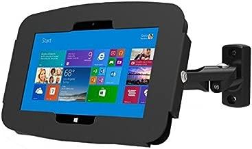 Maclocks Compulocks Space Swing Arm - Lenovo ThinkPad Wall Mount - Black - Wall mount for tablet - aluminium - black - screen size: 10