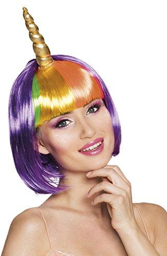 obtener pelucas unicornio mujer en internet
