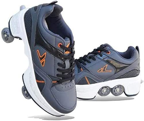 TTIK Multifunctional Roller Skates Spring new work one after another Shoes and Financial sales sale Male Female Outdoor