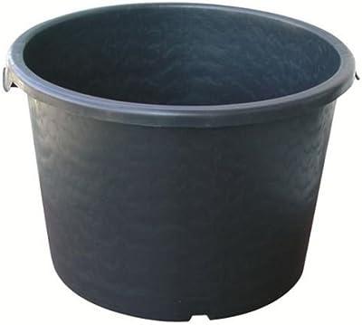 2 x Stewart Plastic Garden Planter Pot Smithy Patio Tub Growing Container 35cm