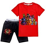 Five Nights at Freddy's - Camiseta de manga corta para niños F05 160 cm