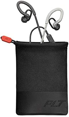 Plantronics BackBeat FIT 350 Wireless Headphones, Stable, Ultra-Light, Sweatproof in Ear Workout Headphones, Grey