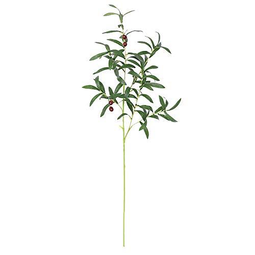 BDSJBJ Künstliche Olivenblätter, 94 cm...